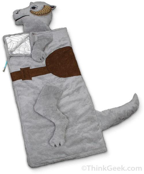 cool star wars tauntaun sleeping bag