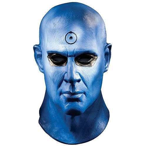 dr manhattan halloween mask