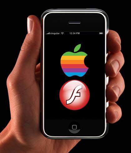 adobe cs5 flash iphone apps