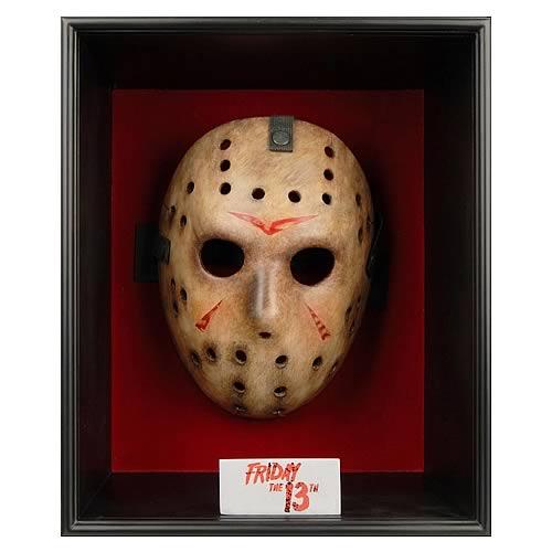 friday the 13th mask memorabilia