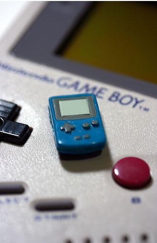 mini nintendo gameboy
