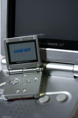 mini nintendo gameboy advance