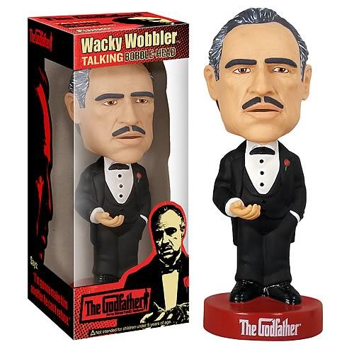 the godfather bobble head toy