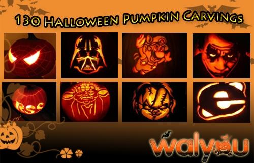 halloween pumpkin carvings special