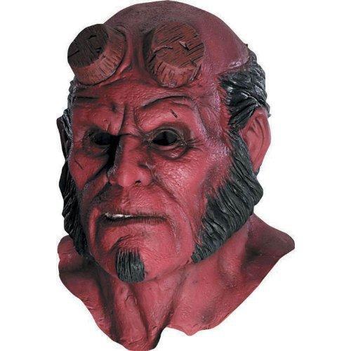 hellboy halloween mask