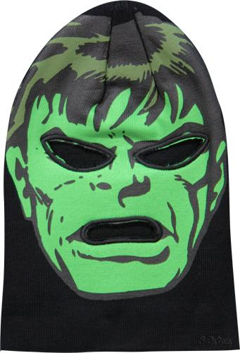 incredible hulk halloween ski mask