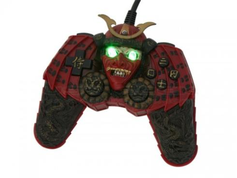 ps3 controller japanese warrior