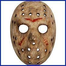 jason voorhees halloween mask