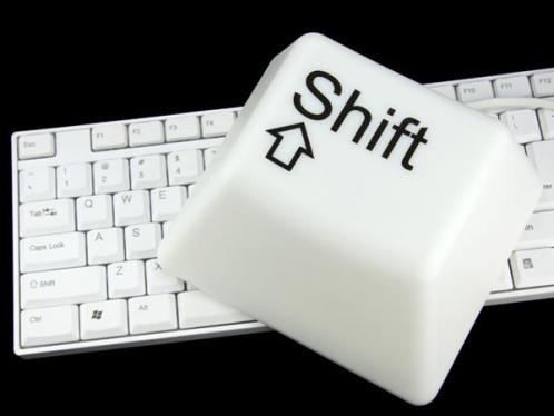 shift key lamp