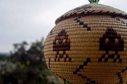 space invaders baskets design