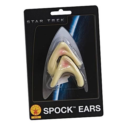 star trek spock ears costume