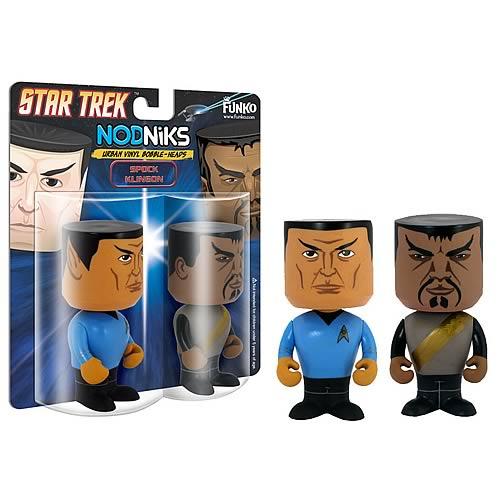 star trek spock vulcan bobble head