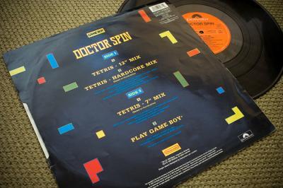 tetris music record