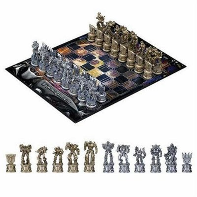 transformers chess set