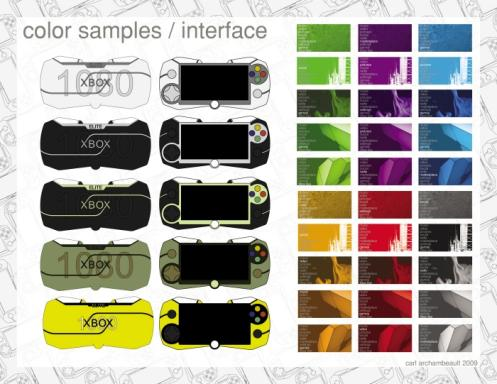 xbox elite 1080 handheld