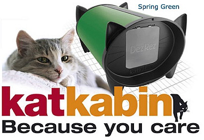 Cat cabin gadget