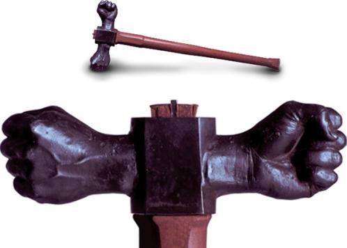 Fist Sledgehammer