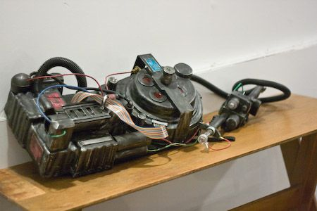Ghostbusters Proton Pack With Gun