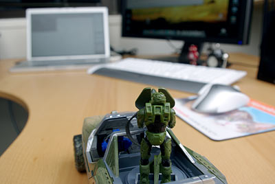 Halo RC Warthog Turret