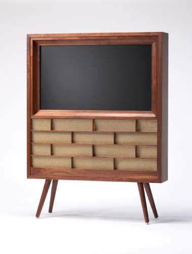 M21 Flat TV Console