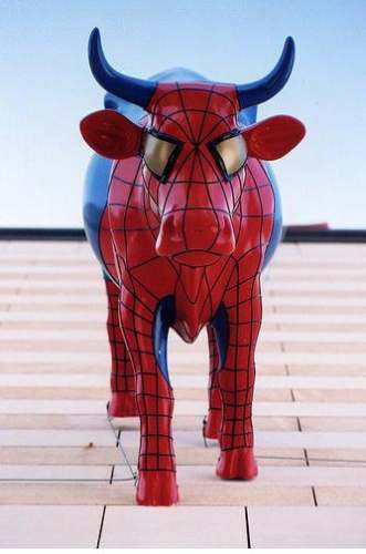 Spider Cow Athens 1