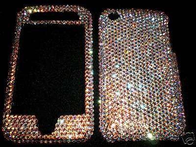 Swarovski Crystal iPhone 3G Case
