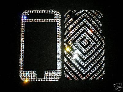Swarovski iPhone Faceplate