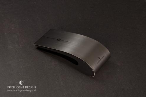 expensive titanium id mouse design