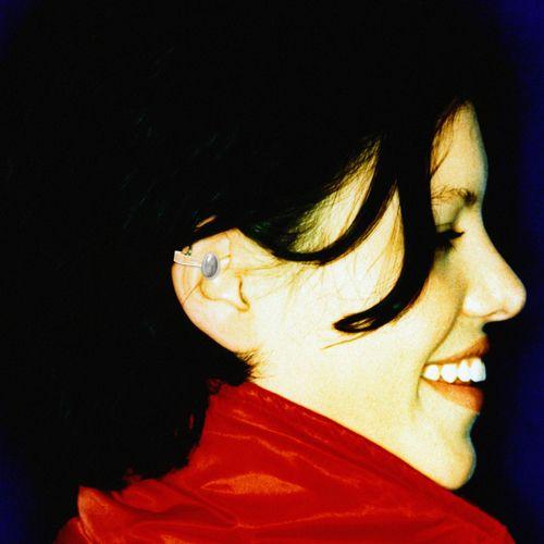 futuristic mobile music jewelry earrings