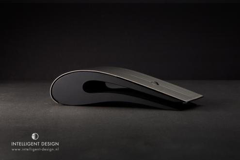 luxury titanium id mouse design