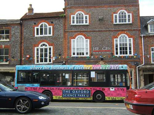 periodic Table of elements bus 2