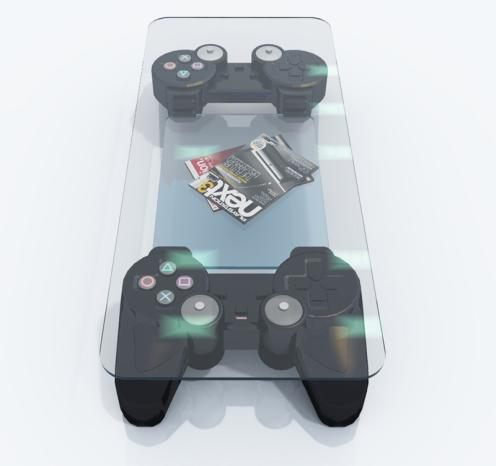 ps3 coffe table