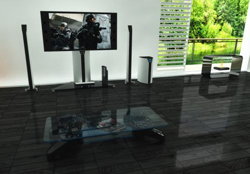 ps3 coffee table design