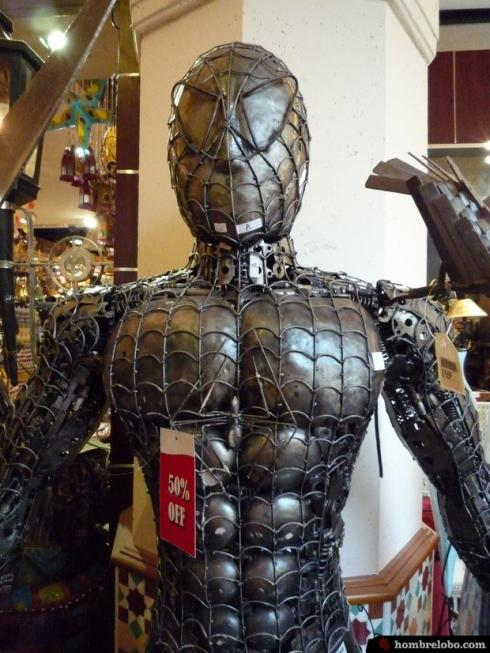 steampunk spiderman