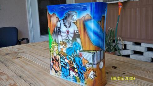 the thundercats xbox 360