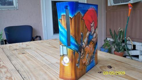 thundercats tv show xbox 360
