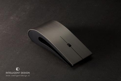 titanium id mouse design