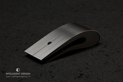 titanium mouse design