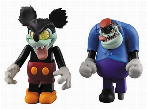 zombie mickey mouse