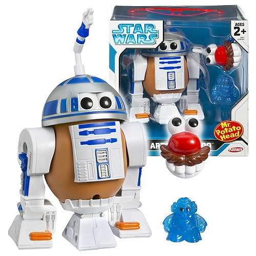 Artoo Potatoo Mr. Potato Head(1)