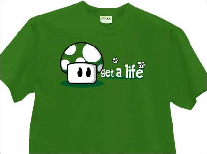 Get a life T Shirt