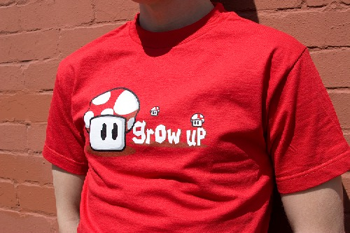 Grow up T Shirt
