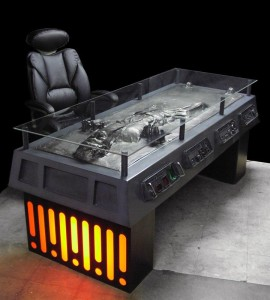 Han Solo Carbonite Desk(1)