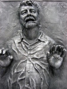Han Solo Carbonite Desk(4)