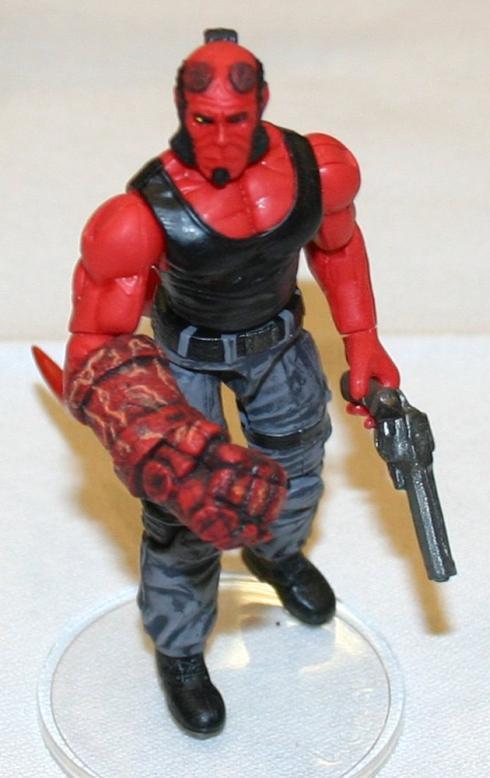 Hellboy ornament