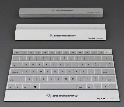 Keystick folding keyboard-1