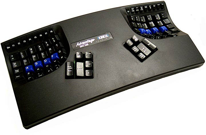 Kinesis Advantage Keyboard(1)