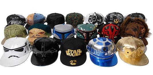 Star Wars Caps(1)