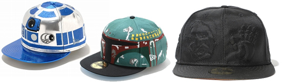 Star Wars Caps(2)