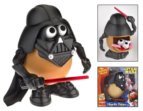 Star Wars Darth Tater(3)